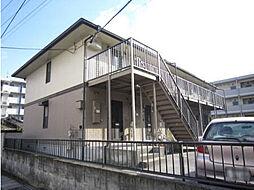 鹿児島県鹿児島市南郡元町の賃貸アパートの外観