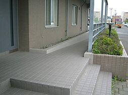 北海道札幌市東区北四十条東18丁目の賃貸マンションの外観