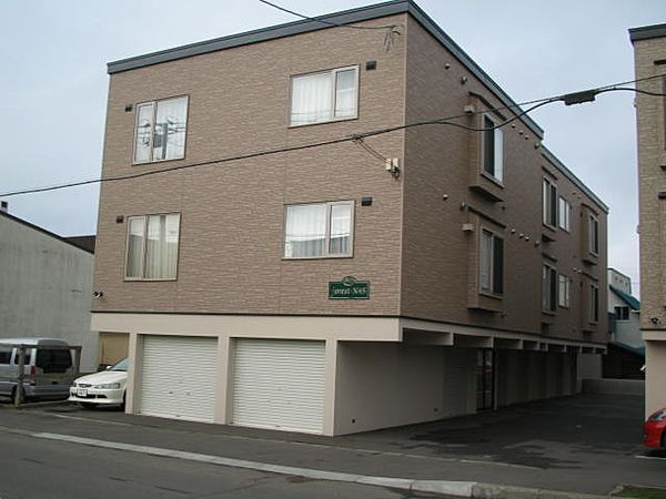 フォレストN45 2階の賃貸【北海道 / 札幌市東区】
