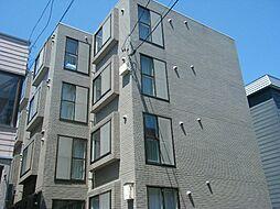 ラリューシュ新道東[4階]の外観