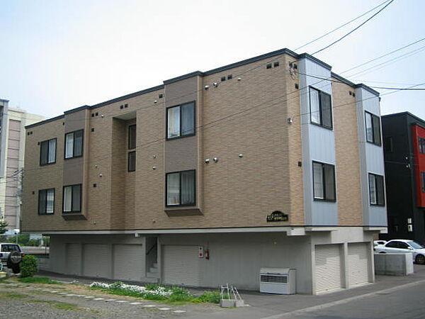 ケーズガーデン[2階]の外観