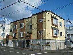 札幌市営東豊線 元町駅 徒歩9分の賃貸アパート