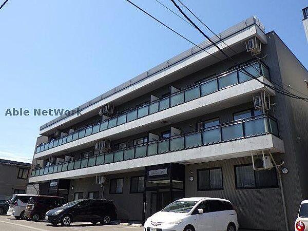 Shirokawa MS[2階]の外観