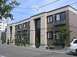 元町グランビレッジF[1階]の外観
