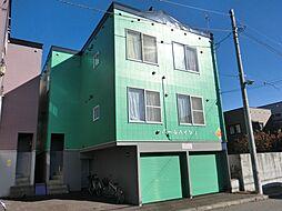 パールハイツI[2階]の外観