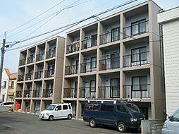 MRハウス[3階]の外観