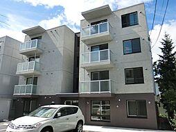 北海道札幌市東区北十一条東15丁目の賃貸マンションの外観