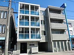 グランカルムN20[4階]の外観