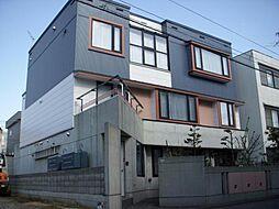 HOMES 13[1階]の外観