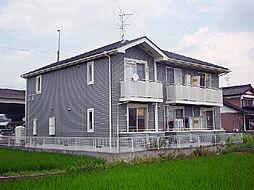 グリーンハウス東中島[1階]の外観
