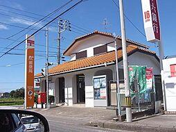 笠松中野郵便局515m
