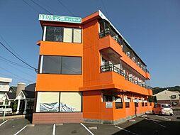 鹿児島県霧島市国分清水1丁目の賃貸マンションの外観