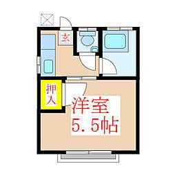 隼人駅 1.3万円