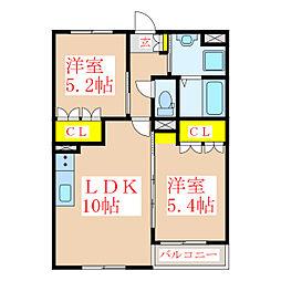 隼人駅 5.2万円