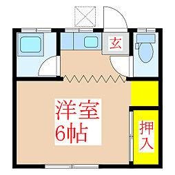 【敷金礼金0円!】ゴールドハイツIII