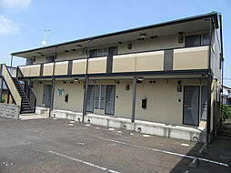 碧ハイツA・B[1階]の外観