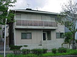 [一戸建] 滋賀県大津市月輪5丁目 の賃貸【/】の外観