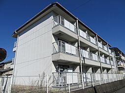第2コーポ朝倉[2階]の外観