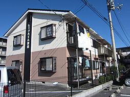 レイクハイム瀬田[2階]の外観
