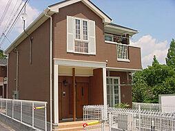 ロベリアNAKANOI・II[1階]の外観
