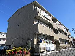 デルタオッツ[2階]の外観
