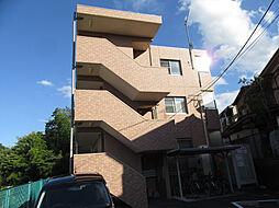 ハートフル瀬田[2階]の外観