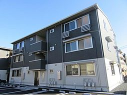 Casa raffine瀬田B[1階]の外観