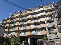 滋賀県大津市大江3丁目の賃貸マンションの外観