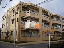 桜花城レジデンス[2階]の外観