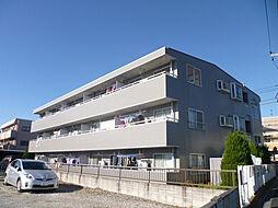 ヨコタハイツ[1階]の外観