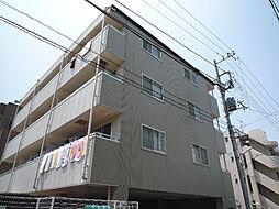 東京都葛飾区白鳥3丁目の賃貸マンションの外観