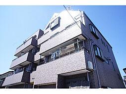 東京都足立区大谷田1の賃貸マンションの外観
