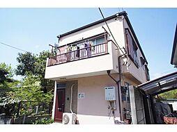 重田コーポ[1階]の外観