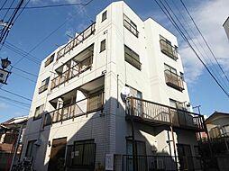 スズキビル[4階]の外観