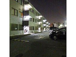 ハイツ福[1階]の外観