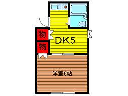 亀有駅 5.5万円