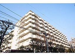 白鳥スカイマンション[7階]の外観