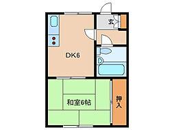 恵庭駅 2.4万円