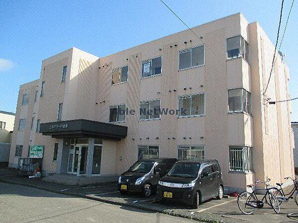 エルドラード恵庭 3階の賃貸【北海道 / 恵庭市】