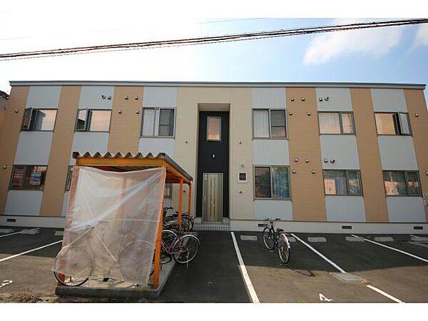 VIVIII 1階の賃貸【北海道 / 恵庭市】