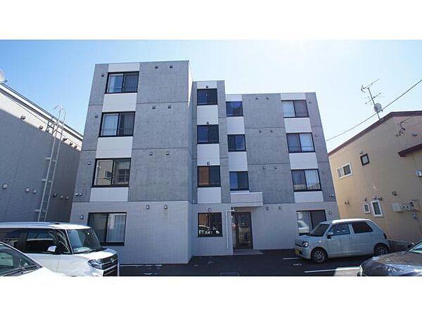 CIGAL 京町 2階の賃貸【北海道 / 恵庭市】