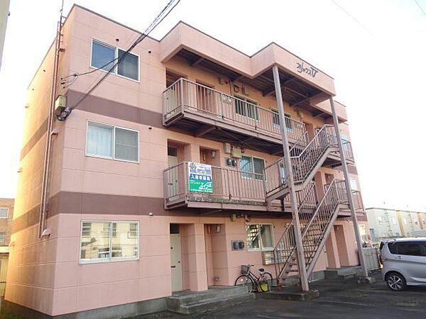 フリックスV 1階の賃貸【北海道 / 千歳市】
