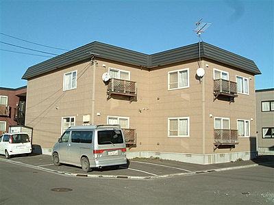 外観,1LDK,面積41.73m2,賃料5.0万円,バス 機関区前下車 徒歩5分,,北海道函館市昭和4丁目59-10