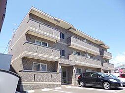 北海道函館市美原1丁目の賃貸マンションの外観