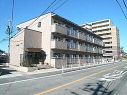 江戸橋利平治マンション[3階]の外観