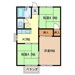 高茶屋駅 3.3万円