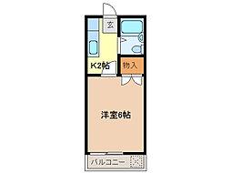 阿漕駅 1.5万円