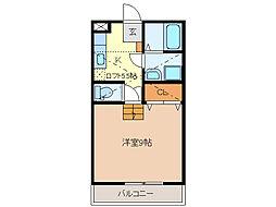 トップハウス長岡[1階]の間取り