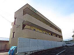コーポ三喜C[2階]の外観