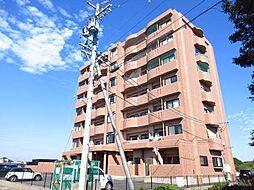 三重県津市大里睦合町の賃貸マンションの外観